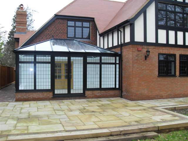 Conservatories Orangeries And Glazed Structures Ats