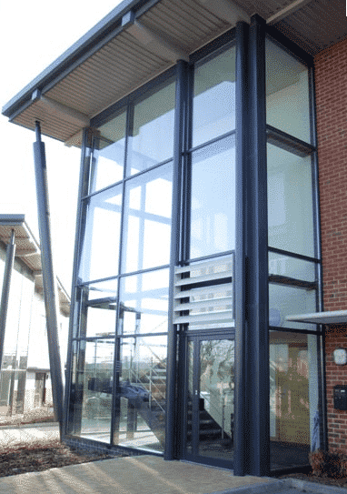 Curtain Walling need not be avoided if you choose an easy to install system like the Senior SCW System