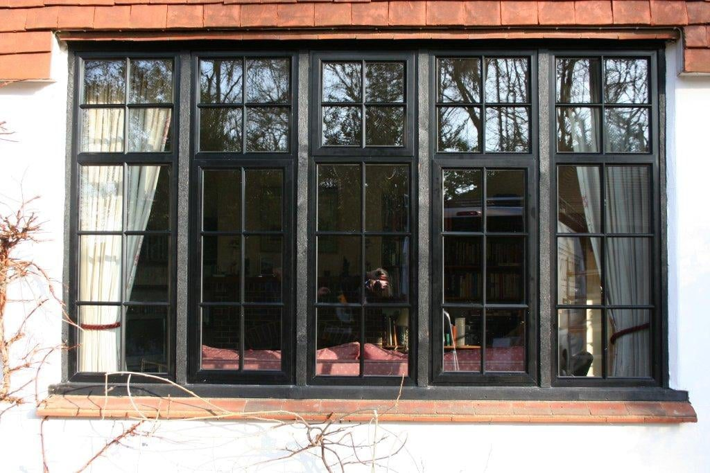 Powder Coated Windows : Crittall replacement windows by jennyfields aluminium