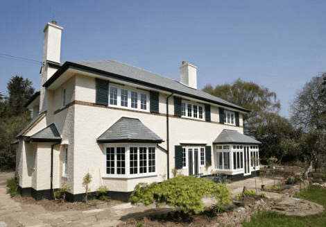 Slimline Aluminium Windows offer maximum light