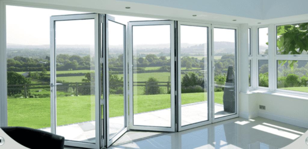 Vevo Fold Bifolding Doors & Aluminium Trade Supply