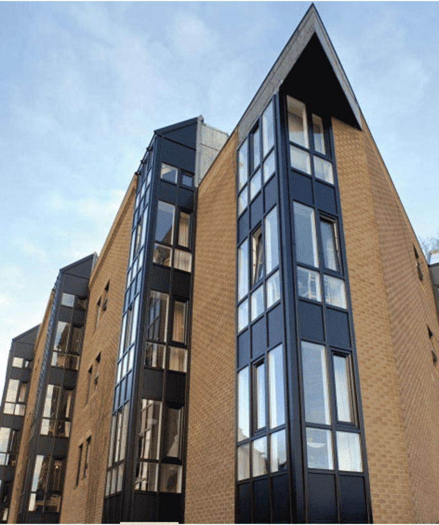 The centre for window and cladding technology ats for What is window cladding
