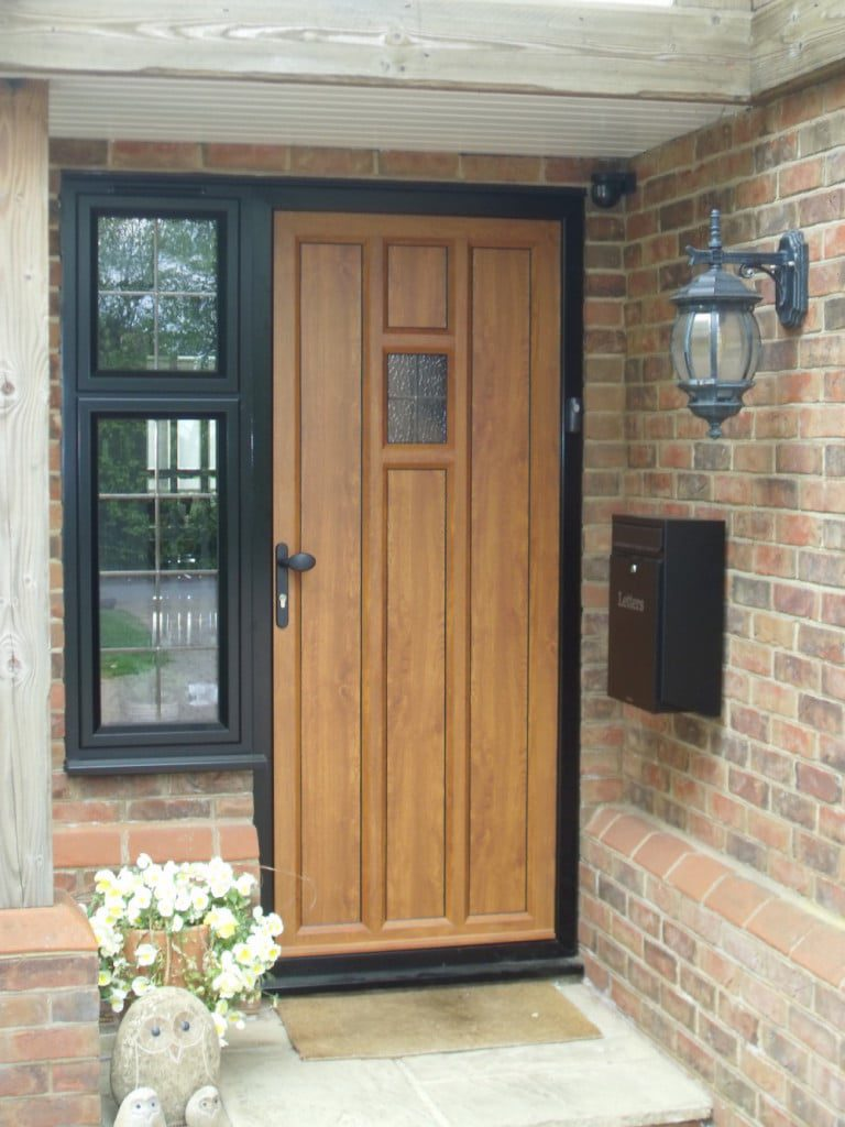Woodgrain Aluminium Windows What You Need To Know Ats