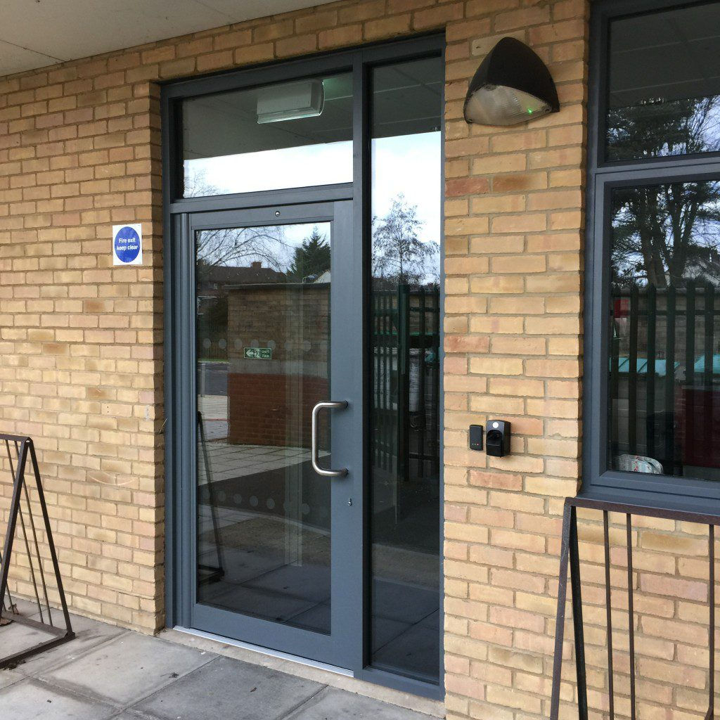 Choosing The Right Handles For Commercial Doors Ats