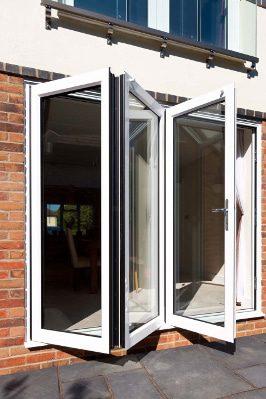 Astonishing Kawneer Folding Door Pictures - Image design house plan ...