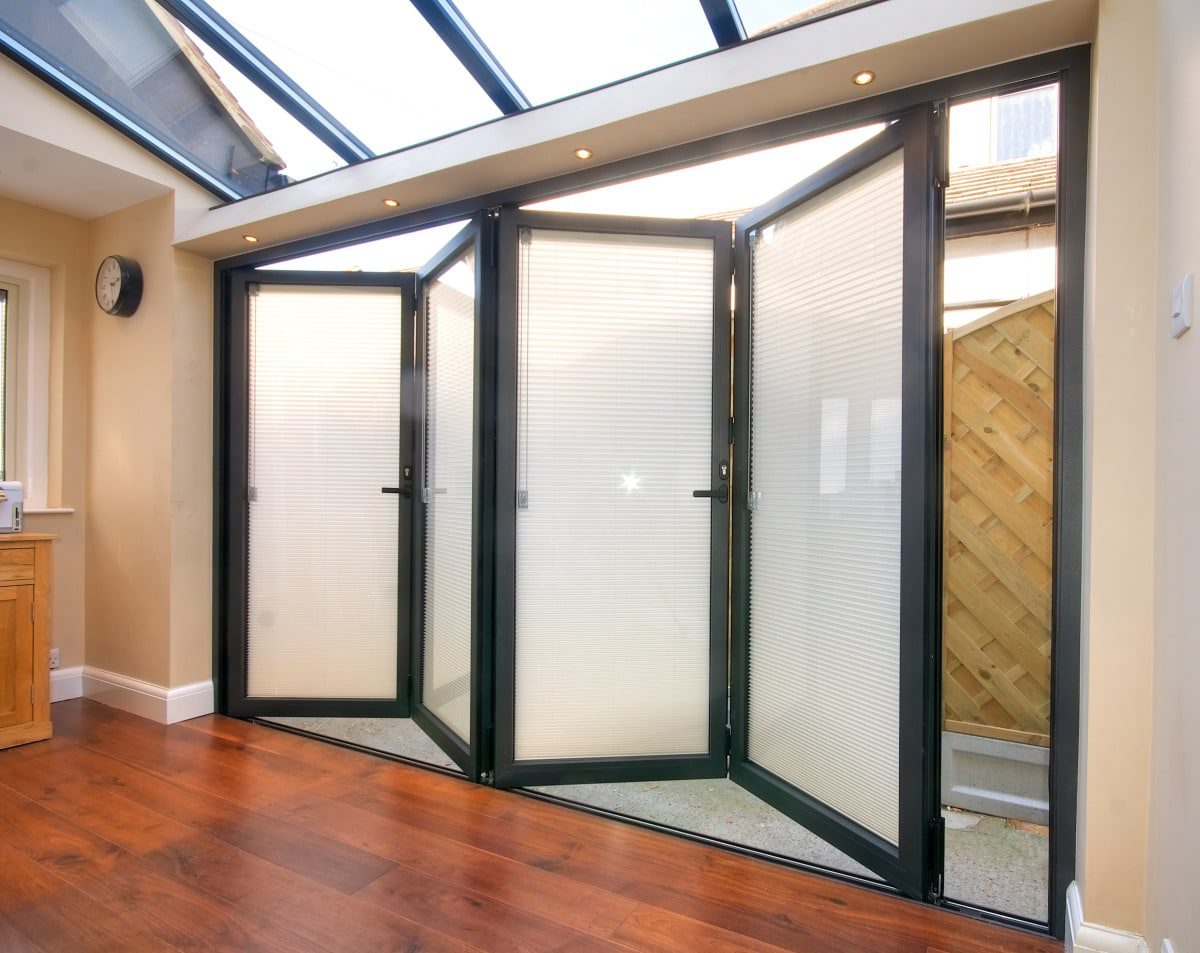 Magnet controlled blinds versus cord control blinds ats for Internal folding doors systems