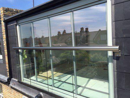 Frameless Bifolding Doors For A Terraced Property Ats