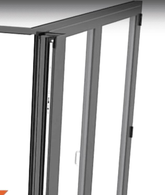 Folding Doors: Kawneer Bi Folding Doors