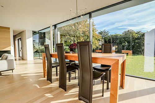 ni slide panoramic sliding door from fenster fabrications. Black Bedroom Furniture Sets. Home Design Ideas