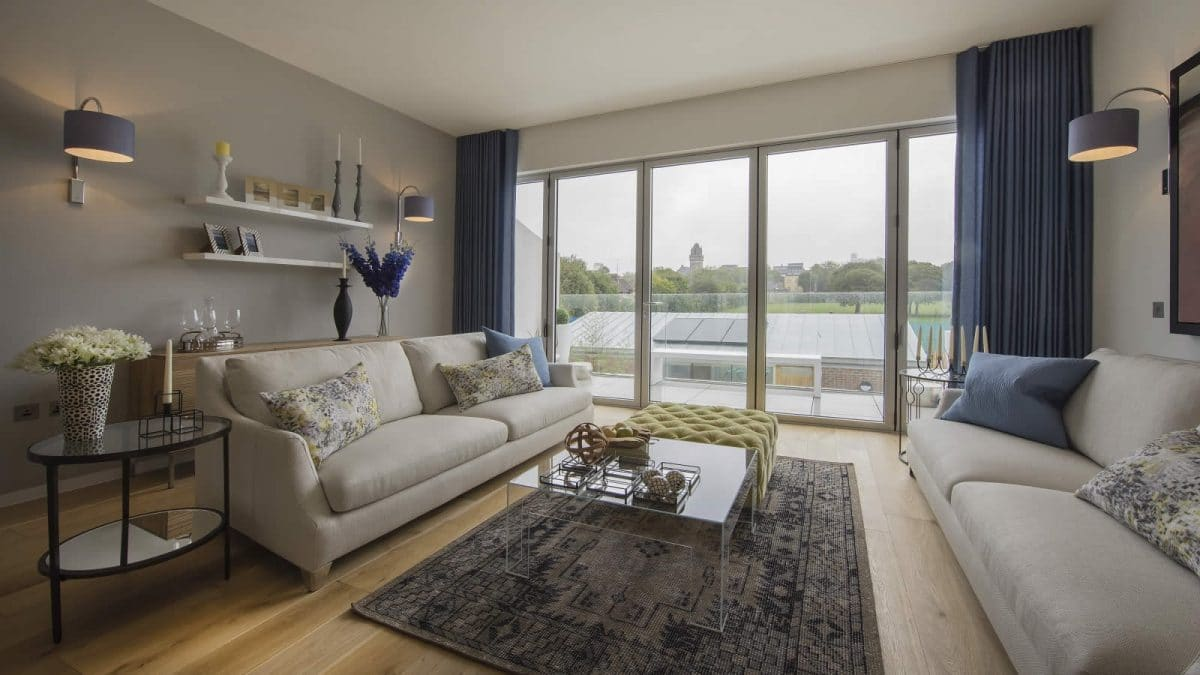 A fresh look at kawneer windows and doors for the home ats five panel kawneer bifolding doors eventelaan Image collections