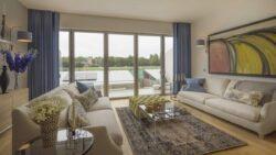 Kawneer windows and doors in residential properties.