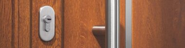 contemporary front door handles
