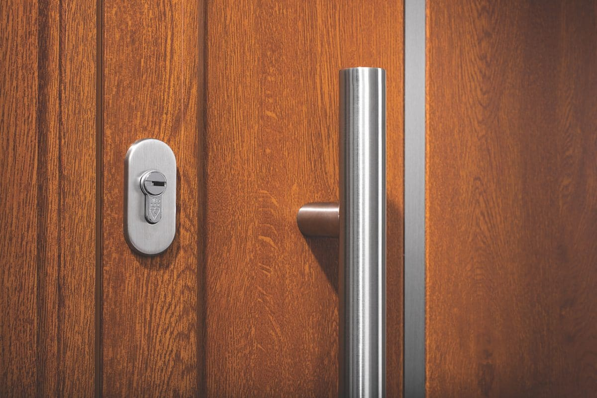 Why the new origin residential door will be a sales success ats for Door handles for exterior doors