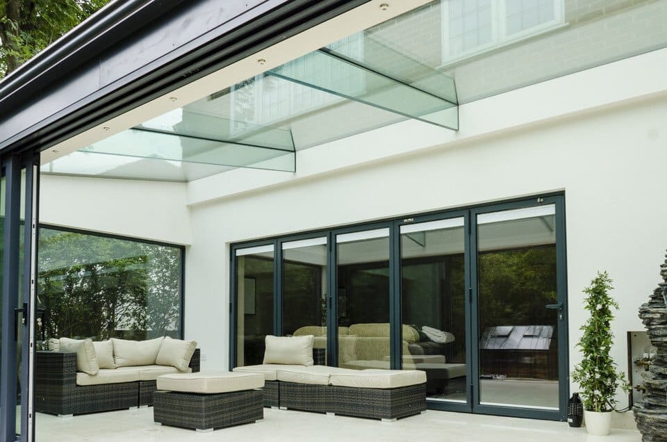 Slimmest bifolding doors available to buy